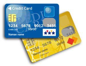 オンラインカジノにクレジットカードで入金し始める