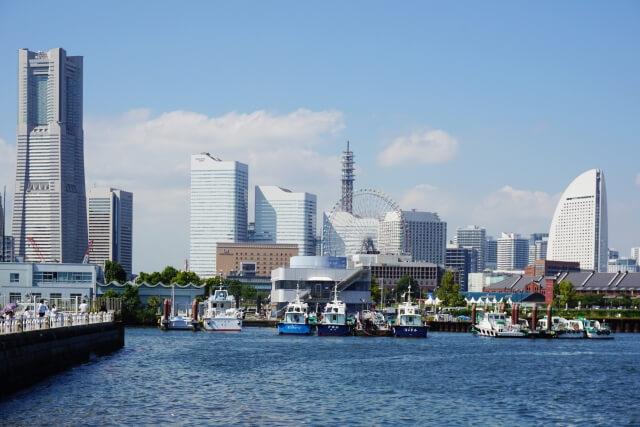 横浜はカジノ候補地