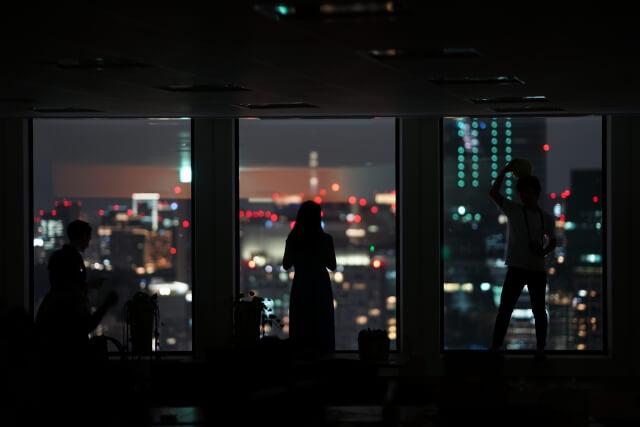 東京都六本木にあるカジノバー
