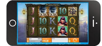 ベラジョンカジノはスマホでもプレイ可能