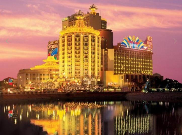 世界の有名カジノのカジノ・リスボア