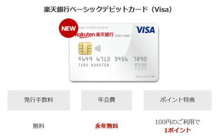 楽天銀行デビットカードでオンラインカジノに入金する