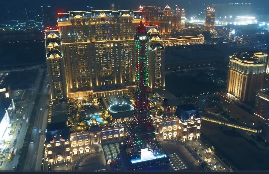 世界の人気カジノのザ・ヴェネチアン・マカオリゾート