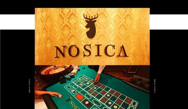 新潟市にある人気のカジノバー<ノジカ>