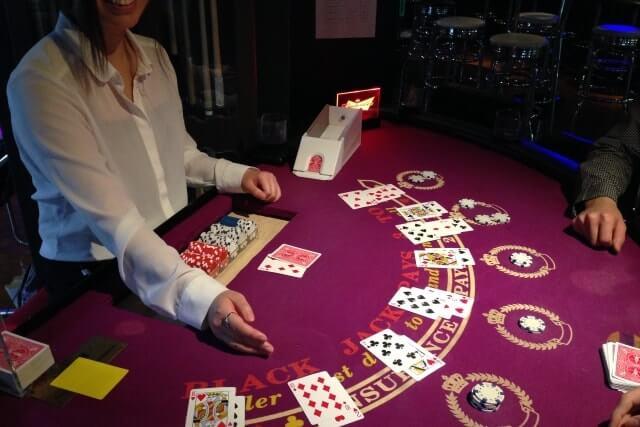 福島県のカジノバーのVEGAS(ベガス)の特徴