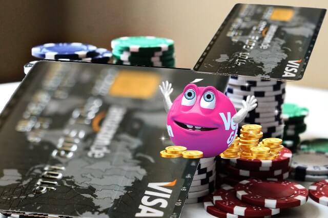 VISAで入金できるオンラインカジノ5選