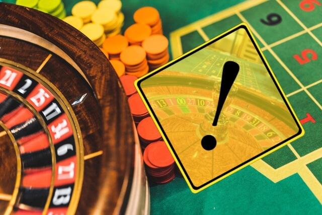 賭け金の分割における注意点