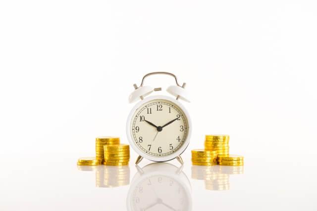 JCBカード入金の反映時間と手数料