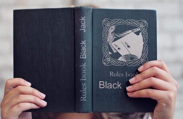 主なブラックジャックのアクションルール