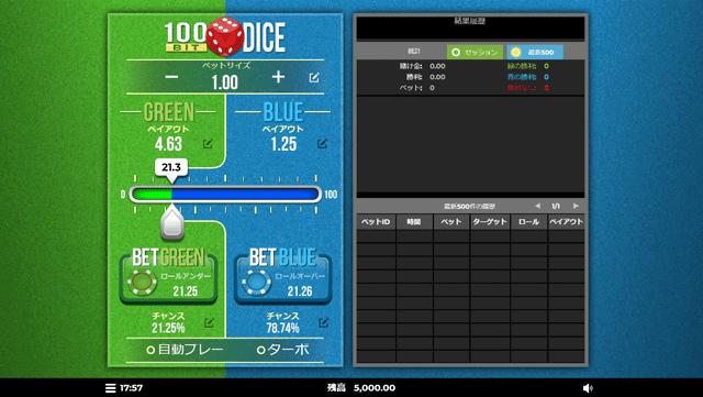 100Bit Dice