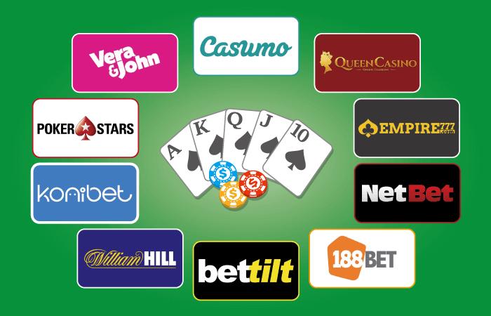 ポーカーができるおすすめオンラインカジノ【10選】