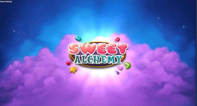 コイン持久力の高いスロットゲーム『Sweet Alchemy』