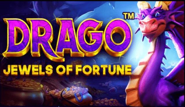 ボーナス条件消化におすすめのスロット『Drago Jewels of Fortune』