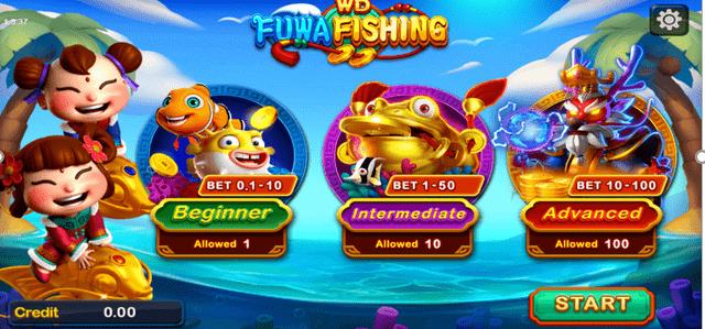 シューティングゲームで人気の『League of Fishing Joy』と『WD Fuwa Fishing』