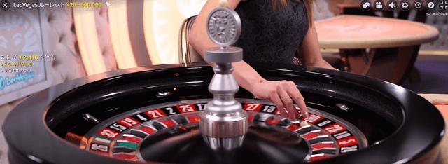 オンラインカジノでプレイできるおすすめゲーム【ルーレット】