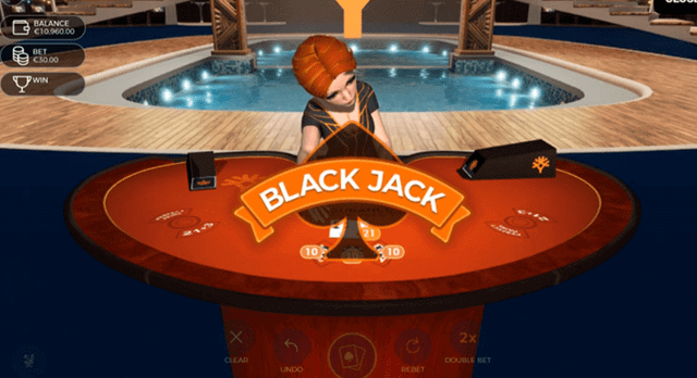 オンラインカジノで儲けやすいおすすめブラックジャックゲーム【Sonya Blackjack】