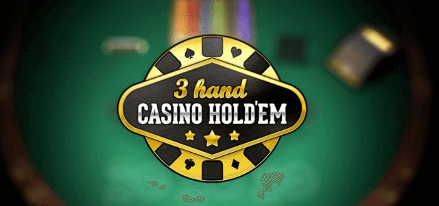 ポーカーがプレイできるオンラインカジノ【クイーンカジノ】の「スリーハンドホールデム」