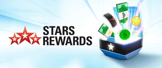 ポーカースターズでおすすめのロイヤリティプログラム「Stars Rewards」