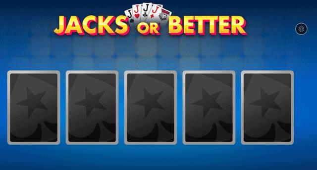 ポーカーの初心者プレイヤーにおすすめのゲーム『Jacks or Better』
