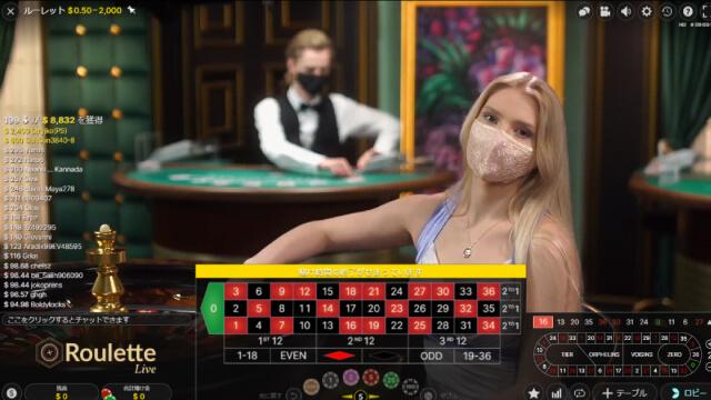 オンラインカジノのライブルーレットゲームではベットタイム制限がある