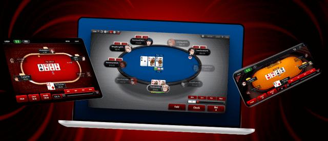 ポーカースターズのプレイヤー同士のオンライン対戦
