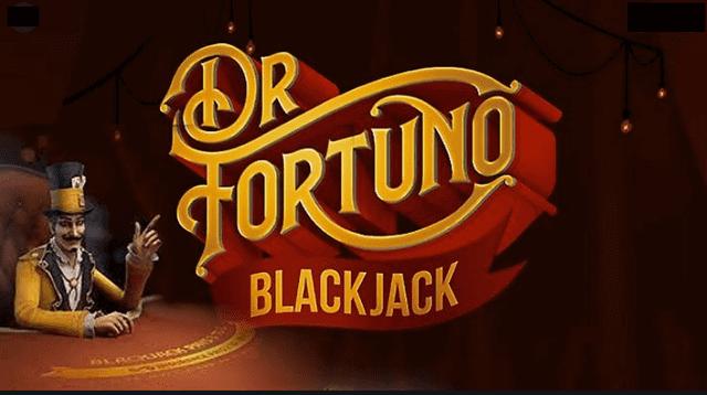 オンラインカジノの人気バーチャルゲーム【Dr Fortuno Blackjack】