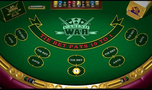 対戦できるオンラインカジノゲーム【カジノウォー】