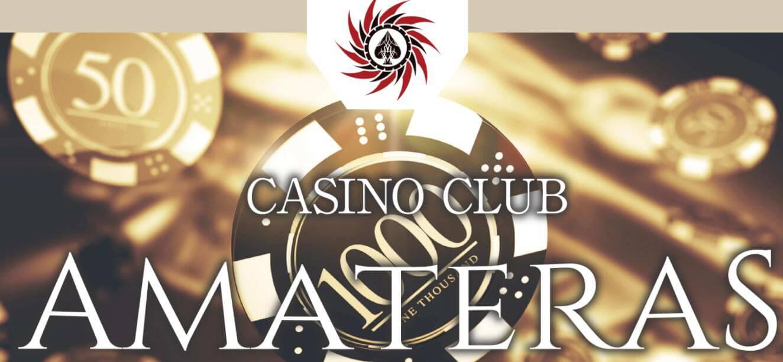 ミナミ・難波で人気のカジノバーのCASINO CLUB AMATERAS
