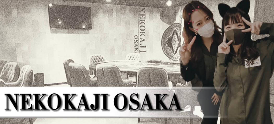 梅田で人気のカジノバーのネコカジ大阪