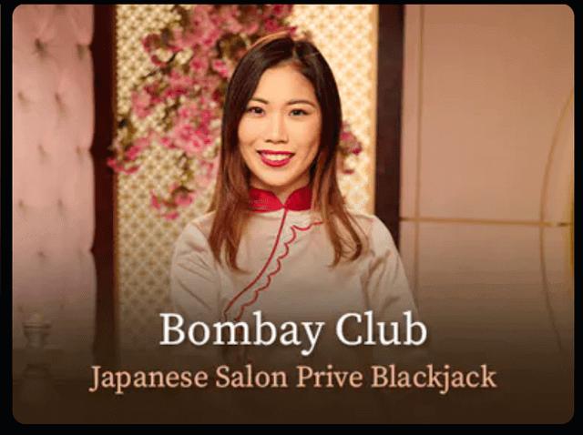 日本人がディーラーを務めるブラックジャック