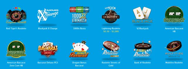 オンラインカジノのスロット