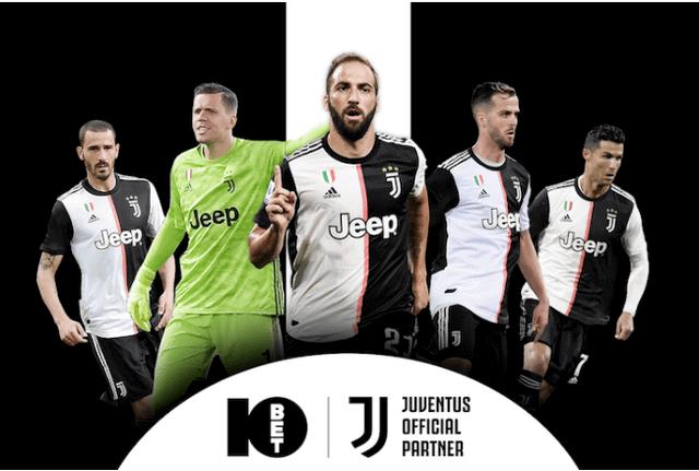 イタリアセリエAの名門ユベントスFCとパートナー契約を結んでいる