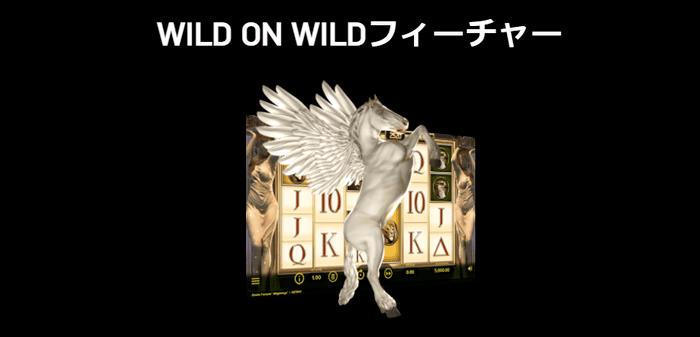 ディバインフォーチュンメガウェイズのフィーチャー「Wild on Wild」